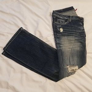 NWT Size 28 BKE Bootcut Jeans